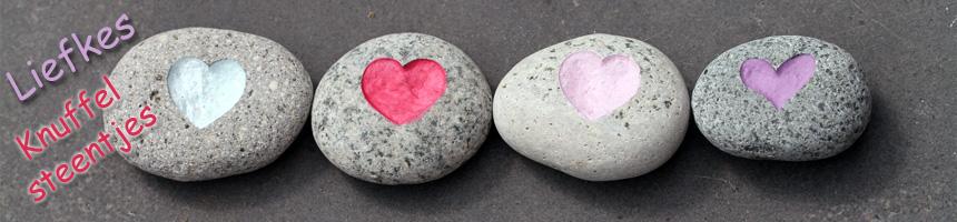 Harten sterren stenen