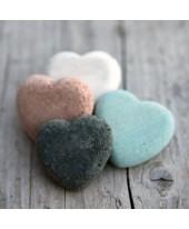 Stenen hart klein