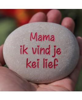 Mama kei lief